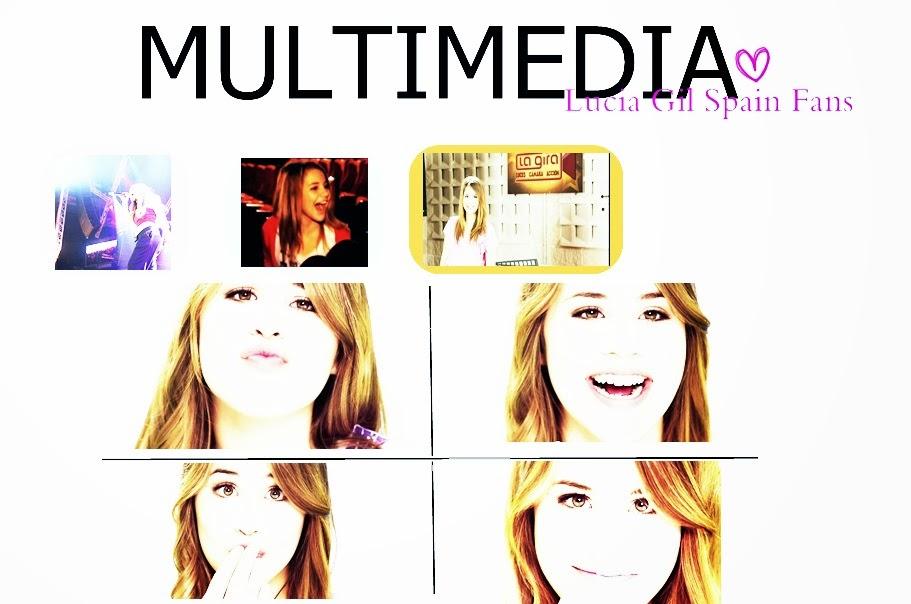 Lucia Gil Spain Fans: Multimedia