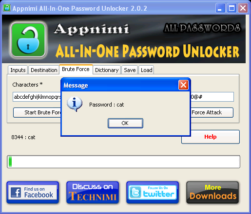 how to open zta files with apassword