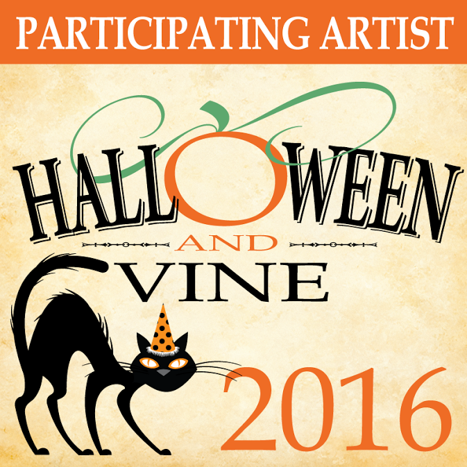 Halloween and  Vine 2016