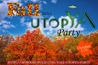 Fall into UtopYA Party + Giveaway – Day 6