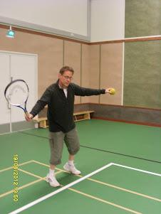Tilaa tennisvalmentaja Olavi Lehto Tampere