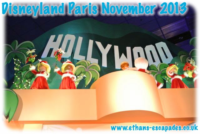 Disneyland Paris Christmas Its A Small World