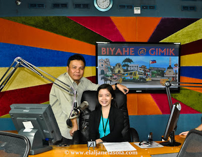 Biyahe at Gimik : DZAR 1026 Sonshine Radio's Live Interview