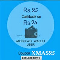 Mobikwik Rs. 100 Recharge & Bill Payment for Rs. 50 (Apps New users)
