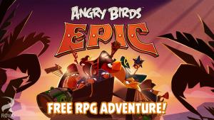 Angry Birds Epic v1.3.3 MOD APK + DATA