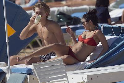 Vanessa Hudgens Bikini