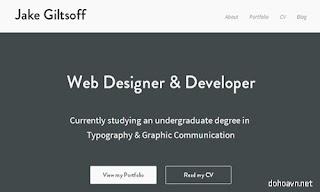 Thiết kế đồ họa web theo Flat Design