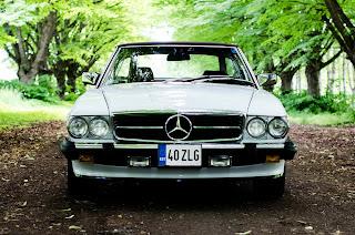 09 Mercedes-Benz 560SL R107 1988