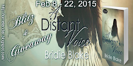 Bridie Blake's A Distant Voice Blitz & Giveaway