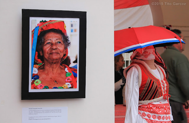 Sergipe: los rostros de su folklore en la Ciudad Universitaria de la UNC - Por Tito Garcez