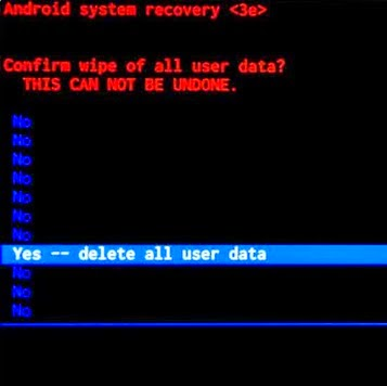 1011 Guide To Perform Hard Reset Android HTC One M9 Root