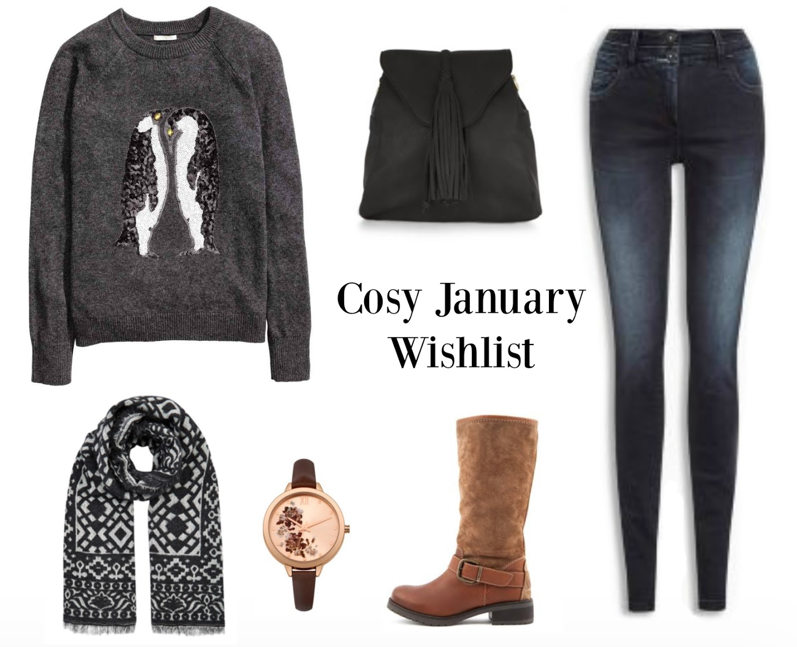 Cosy January Wishlist