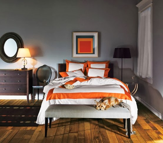bedroom glamor ideas orange bedroom glamor ideas