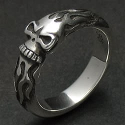 Crossover Designs - BURN OUT RING