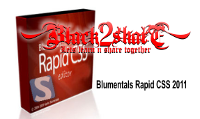 Blumentals Rapid CSS 2011 v11.3.0.132