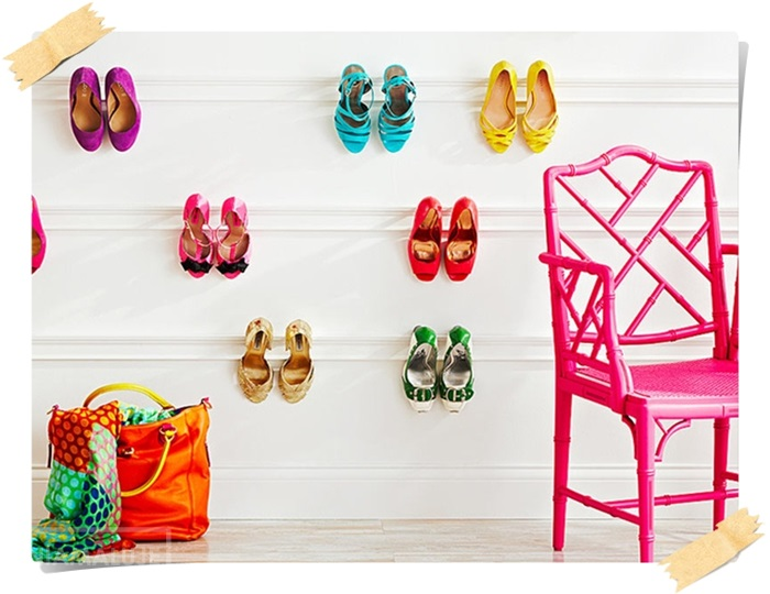 shoes organization, storage tips