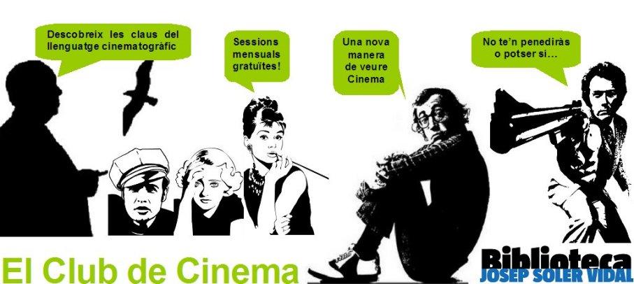 El club de cinema de la biblioteca josep soler vidal de gav - Garage soler bons en chablais ...