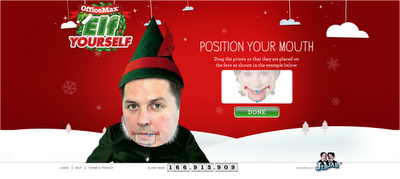 Elf Yourself 2011 At OfficeMax Christmas