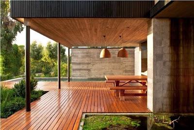 Desain Teras Rumah Mewah Klasik Sederhana