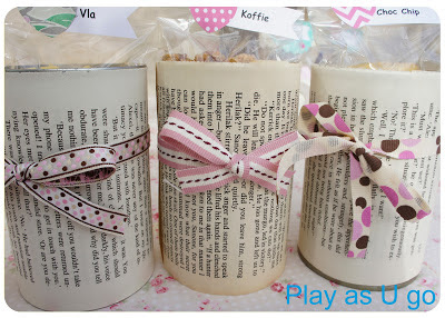Play as u go my recycled tin cookie packaging for Can you recycle cookie tins