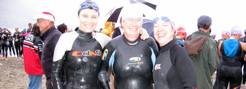 Karen and Kate's journey to Ironman and beyond