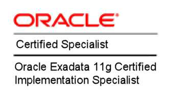 Exadata Certified Implementation Specialist