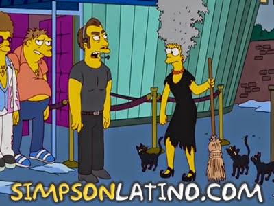 Los Simpson 22x13