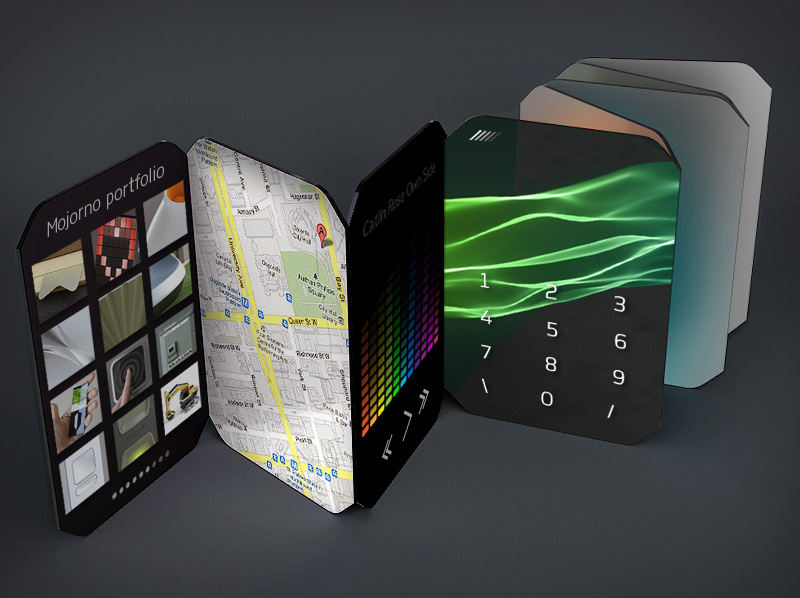 Future Smartphone Design