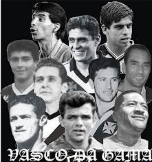 Ídolos da Nação Vascaína, destaque de hoje: