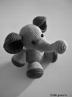josie's lilla elefant