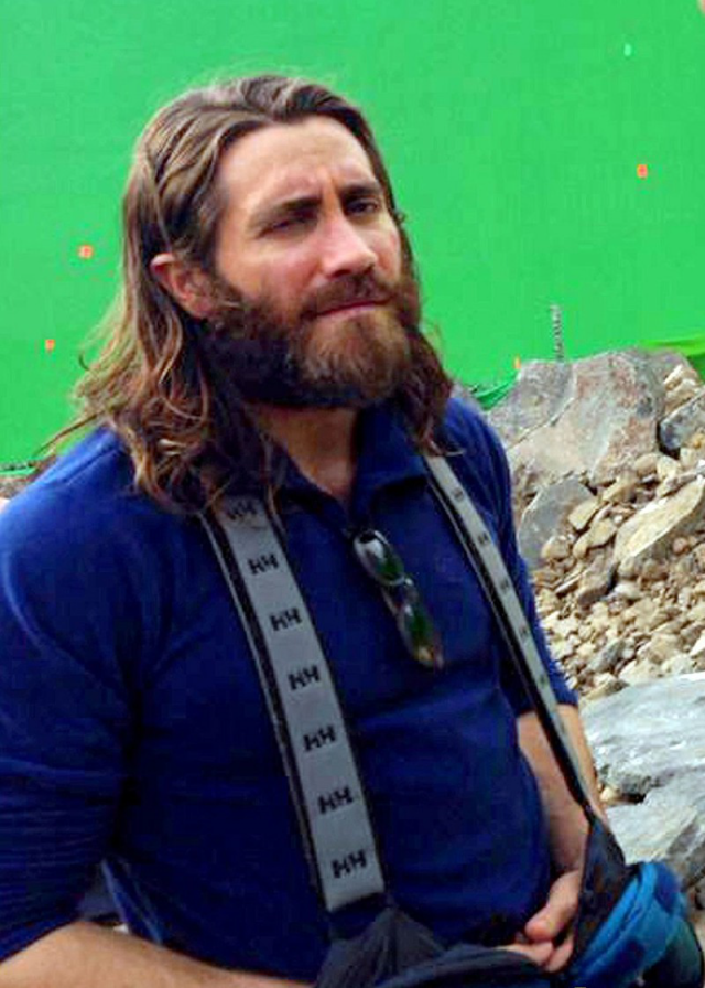 Que viejo esta Jake Gyllenhaal