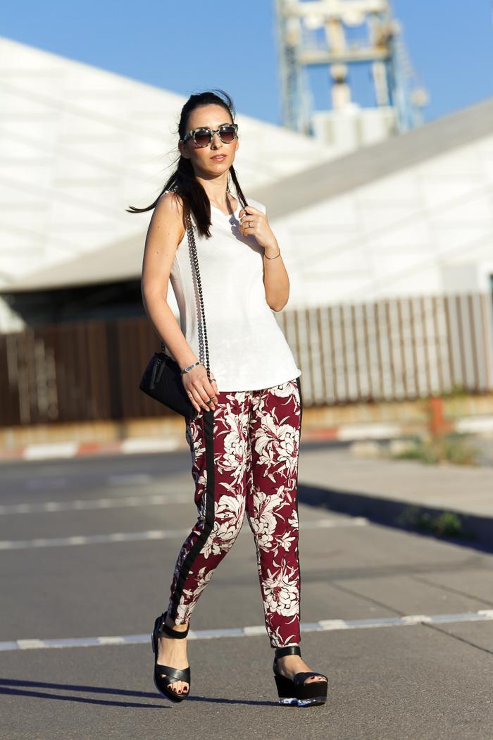 Outfit cómodo y fresco bloguera valenciana de moda y belleza