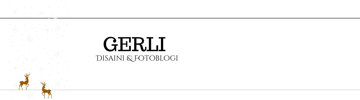 Gerli Disaini Ja Fotoblogi