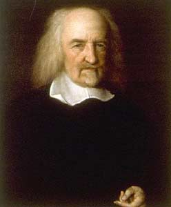the opposing views on morality of fredrich nietzsche and thomas hobbes