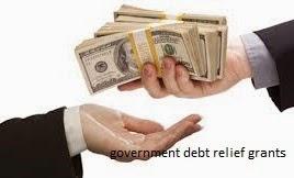 Free Debt Relief Grants Money