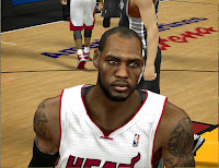 LeBron without Headband