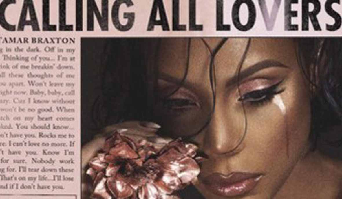 Makin' Love Lyrics - TAMAR BRAXTON