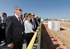 Inauguração da ETAR - Moita/Barreiro