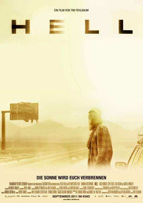 Hell (2011) affiche