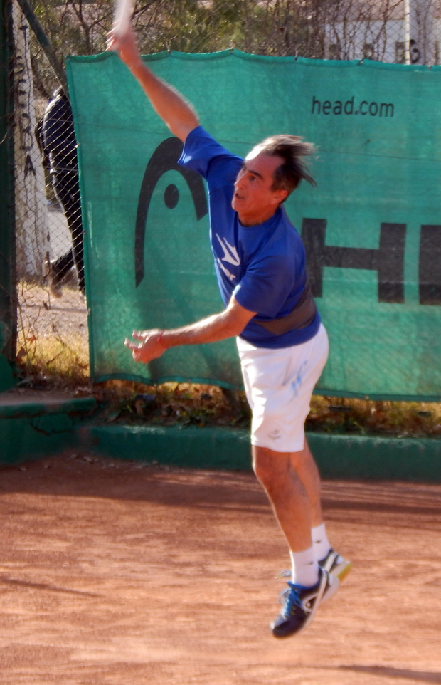 "ITF SENIORS G""1""- ANDINO TENIS CLUB - MZA-MARTES"