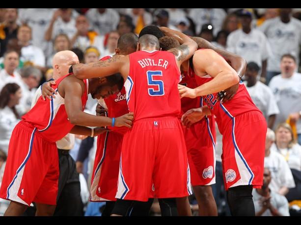 Nba Playoffs 2012 Clippers Vs Spurs   Basketball Scores