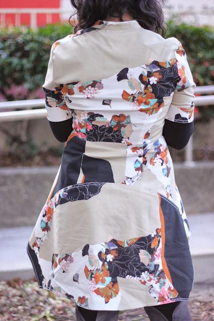 Philip Lim x Target Floral Shirt Dress