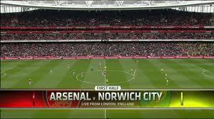 Hasil Pertandingan Arsenal Vs Norwich City 13 April 2013