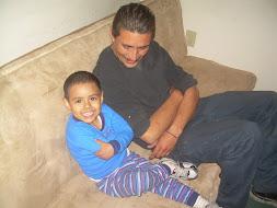 Abel y Miguel