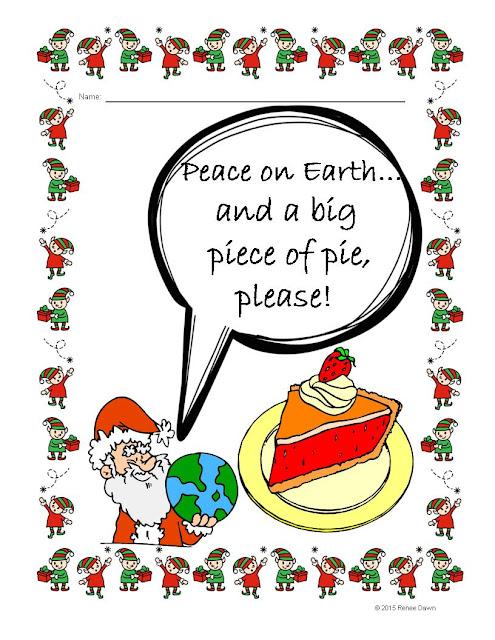 https://www.teacherspayteachers.com/Product/Christmas-Writing-Christmas-Writing-Bubbles-2220602