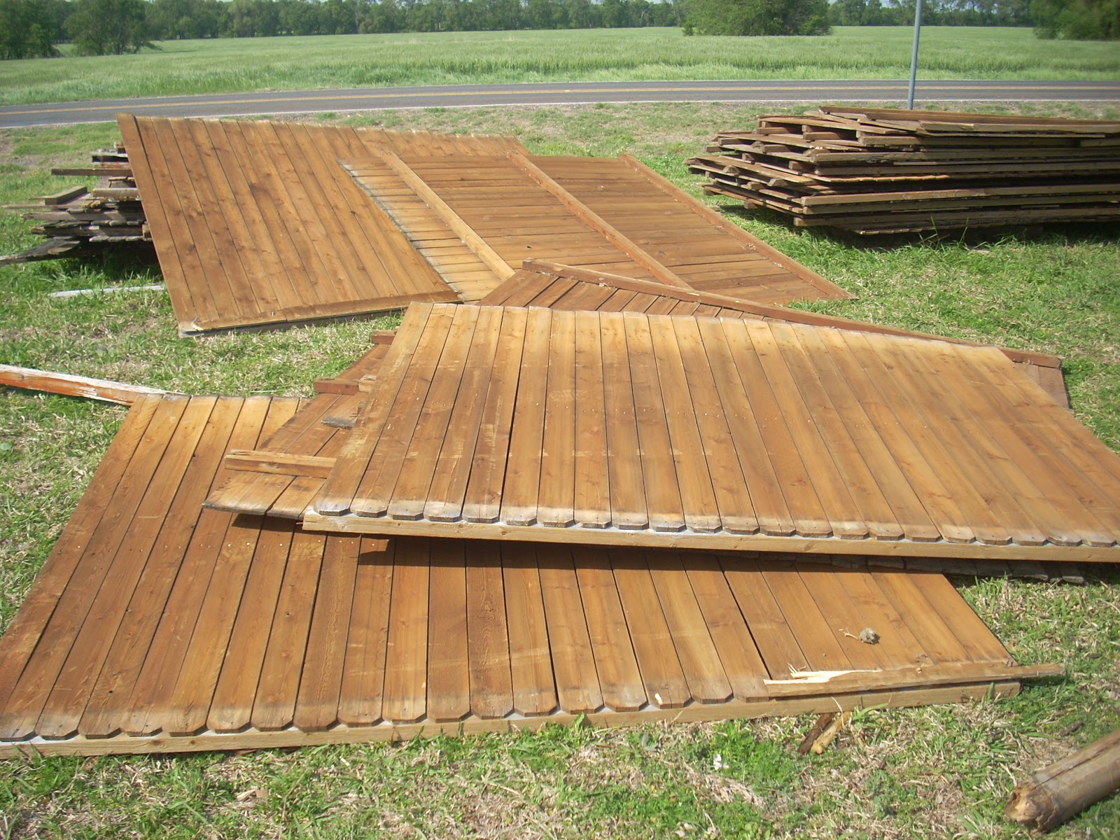 Superb img of Road Wood Fence Panels & Pickets Wylie Texas: GONE >>CEDAR!! Panel  with #91683A color and 1600x1200 pixels