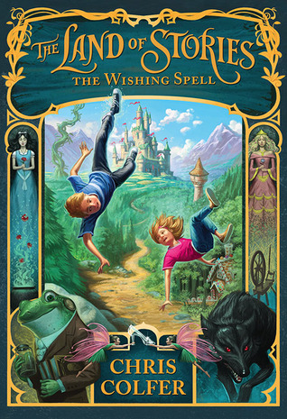 The Wishing Spell book cover