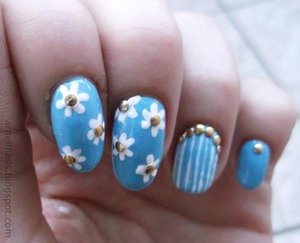 http://arnellnails.blogspot.com/2014/07/projekt-kwiaty-stokrotki.html