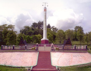 Sejarah Pembangunan Tugu Toga Sinaga