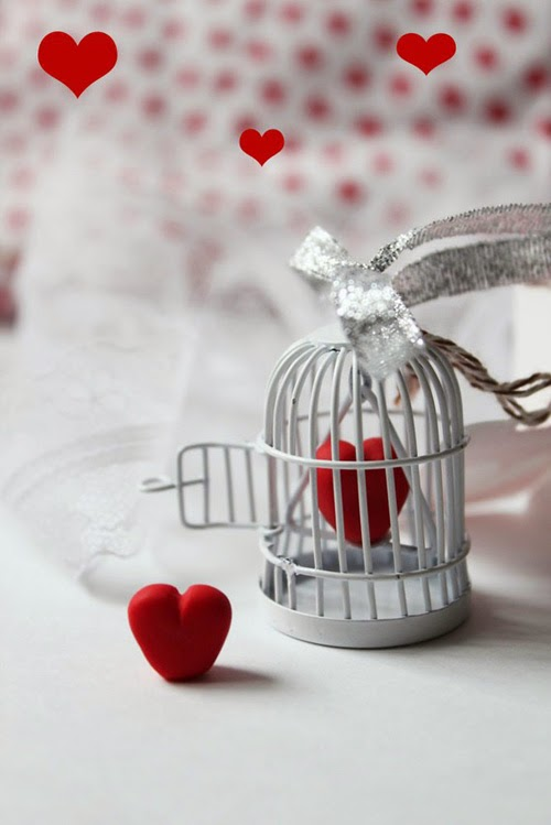 DIY Miniature bird cage necklace, fancy